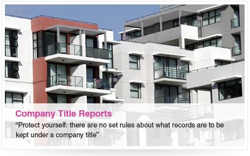 Company-Title-Reports
